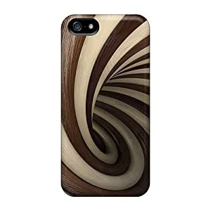 New Arrival Cover Case With Nice Design For iphone 4 4s Milk Coffee Spin Nest Hd