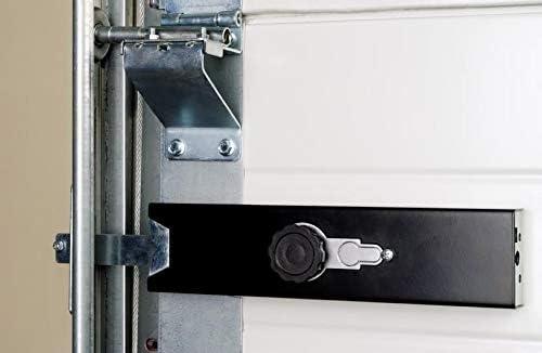 Recambio para puerta seccional: Cerradura de cilindro para puerta automática adosado, negro Antirobo, salida 85mm, san.cilindro (1): Amazon.es: Bricolaje y herramientas