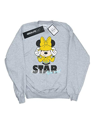 Sport shirt Are Sweat Star You Disney Garçon Mickey Mouse Gris 0gRAS