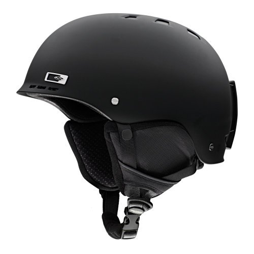 (Smith Optics Unisex Adult Holt Snow Sports Helmet (Matte Black,)