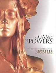 The Game of Powers Nobilis RPG Live Action Supplement