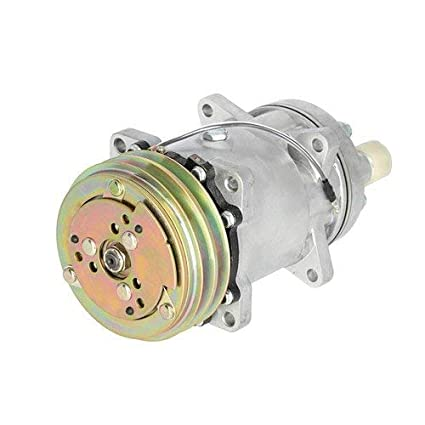 Amazon com: Air Conditioning Compressor - w/Clutch Sanden Style