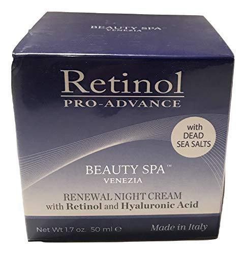 (Retinol Pro Advanced Beauty SPA Renewal Night Cream with Retinol and Hyaluronic Acid)