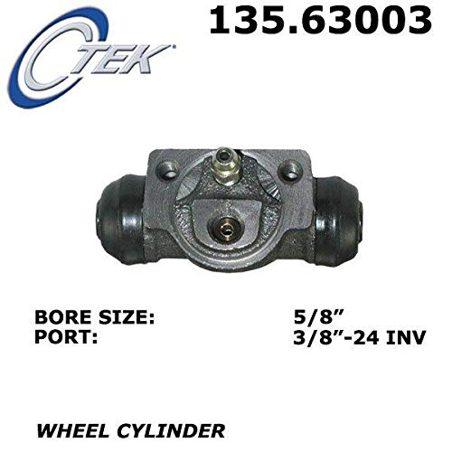 Parts Panther OE Replacement for 1989-1989 Dodge Spirit Rear Drum Brake Wheel Cylinder (Base/ES/LE)
