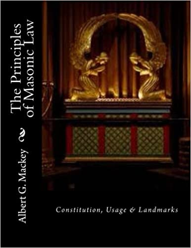 Book The Principles of Masonic Law
