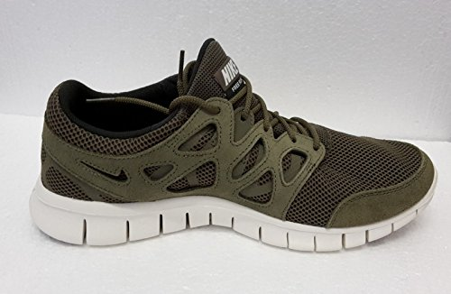 38850189fd19 ... new zealand nike free run 2 herren schuhe sneaker 537732 201 gr 40 46  neu schuhgröße
