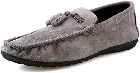 989aaff29756d Shopping Grey - Loafers & Slip-Ons - Shoes - Men - Clothing, Shoes ...