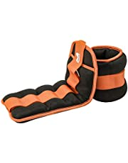 REEHUT Fotledsvikt, hållbar handledsvikt 1 par justerbar rem för fitness, träning, promenader, jogging, gymnastik, aerobics, gym