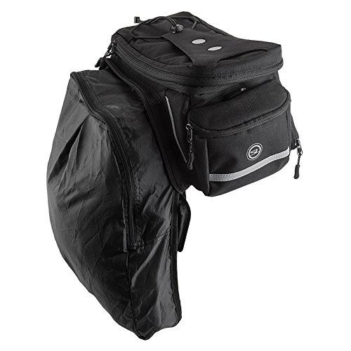 - Sunlite RackPack Medium w/Pannier Bag