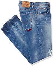 Calça Jeans Paul Slim, Forum, Masculino