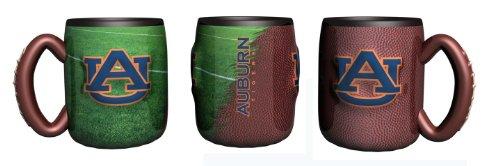 (Auburn Tigers NCAA Sculpted Field Coffee Mug)