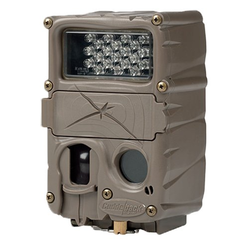 Cuddeback Digital Camera - Cuddeback 20MP Long Range IR  Infrared Trail Game Hunting Camera with Mounting Bracket and Strap