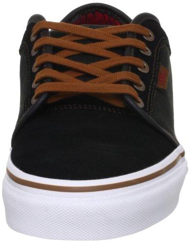 Vans - Zapatillas para hombre, color negro, talla 11 UK negro - negro