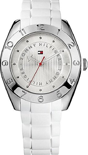 Tommy Hilfiger Classic Silicone - White Women's watch #1781352
