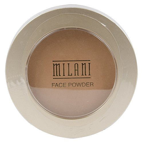 Milani The Multitasker Face Powder, Medium Tan, 0.37 Ounce