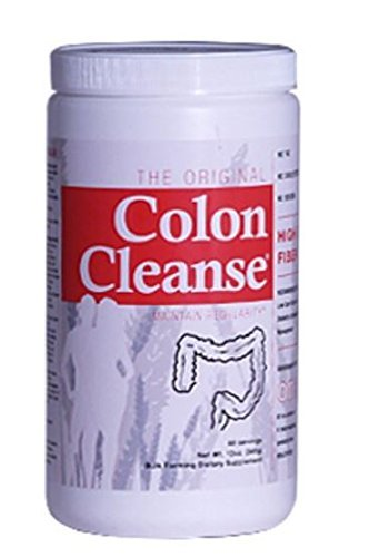 Colon Cleanse Psyllium 12 OZ 12 Ounce Psyllium
