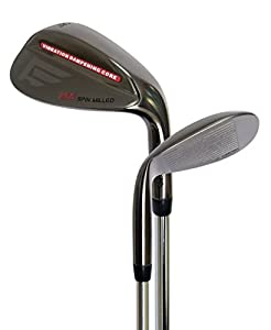 Founders Club Nickel 255 Spin Milled 46 Degree Pitching Wedge - Right-handed
