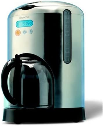 Kenwood Filter CM475 Cafetera De Goteo, 1000 W, 1.5 Litros, Acero ...