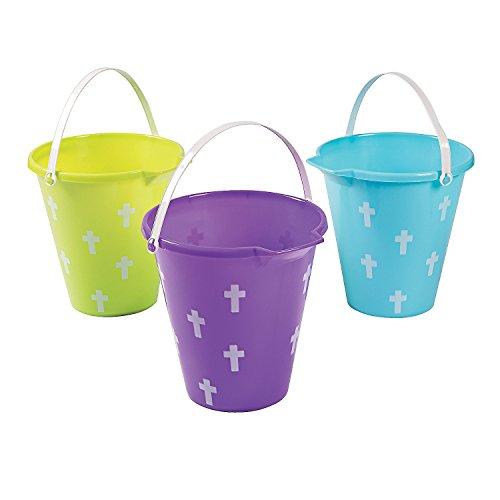 Faith Easter Buckets by Fun Express