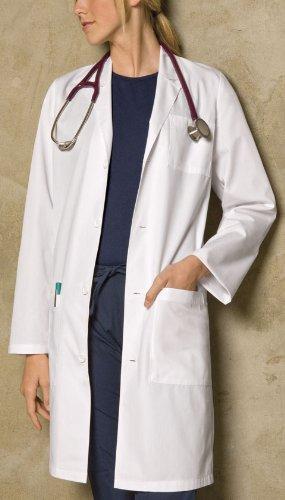 (Dickies 'Unisex Multi Pocket Lab Coat' Lab Coat 2X-Large)