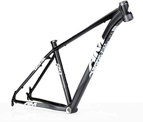 SN 自転車フレームAM BM 29 AL6061フル軽量油圧式パイプ高強度錆 (Color : C, Size : 29INCH-19)