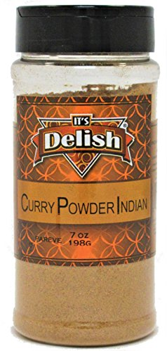 Its Delish Indian Curry Powder, 7 Ounce