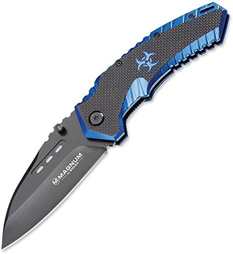 Boker Magnum 01RY886 Cobalt Strike Folder Folding Knife with 3 3/8 in. Steel Blade