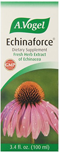 Bioforce Echniaforce Herbal Supplements, 3.4 Fluid Ounce