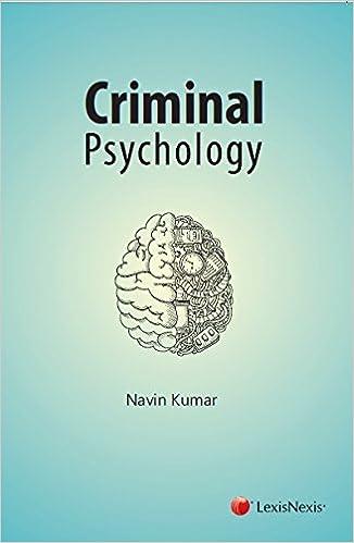 Criminal Psychology