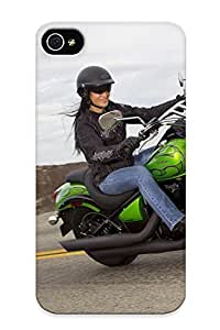 [83707155496]premium Phone Case For Iphone 4/4s/ Kawasaki Vulcan 900 Tpu Case Cover(best Gift Choice)