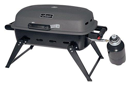 Portable Gas Grill Black