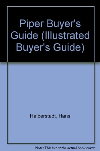 Pdf Transportation Illustrated Piper Buyers Guide (Illustrated Buyer's Guide)
