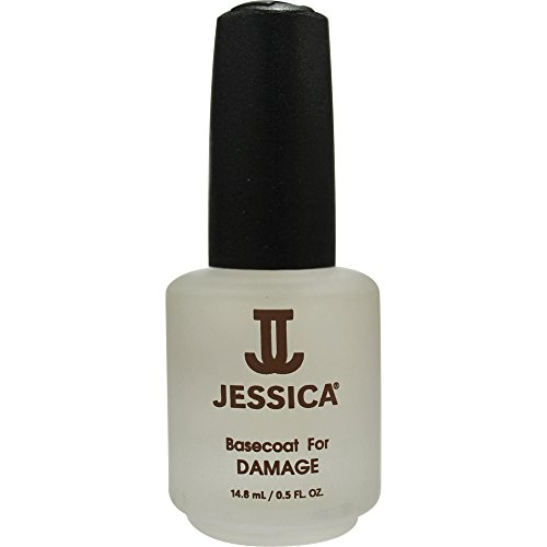 Jessica Restoration (Jessica Recovery Base Coat For Brittle Nails)