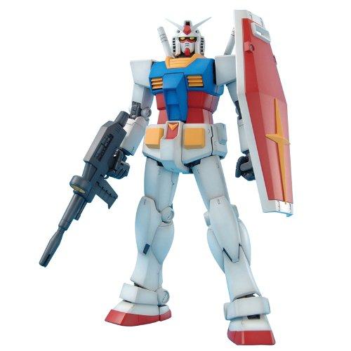 Gundam RX-78-2 Gundam Ver 2.0 MG 1/100 Scale
