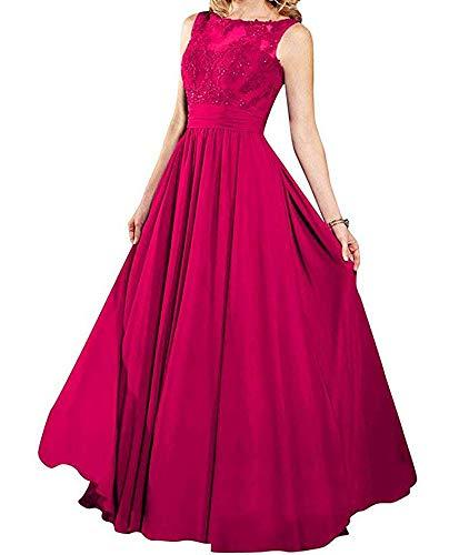 of Fuchsia Beauty Kleid the Damen Leader fEawxqdf