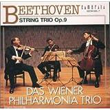 ベートーヴェン:弦楽三重奏曲