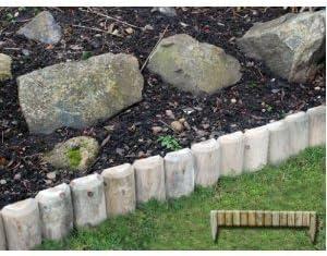 GARDEN PANEL al aire libre de madera para jardín BORDER EDGE 15, 24 cm 1 METER una pieza nuevo: Amazon.es: Jardín