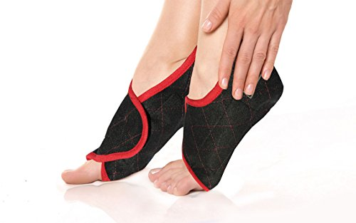 RemedyHealth Hot and Cold Therapy Foot Wraps for Foot and Ankle Pain (2 Pack) (Soothing Foot Wraps)