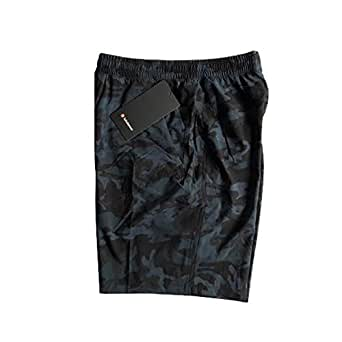 """Lululemon PACE Breaker 9"""" LINERLESS - ICBM (Incognito Camo"""