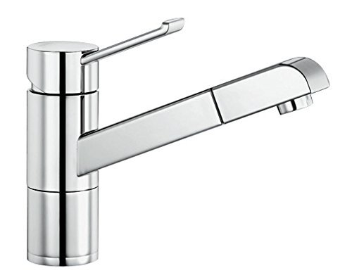 Blanco ZENOS-S Single-Handle Kitchen Tap Chrom Hochdruck ...