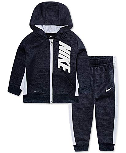 b42972b0 NIKE Baby Boys' Therma Dri-Fit 2-Piece Tracksuit Pant Set Outfit ...