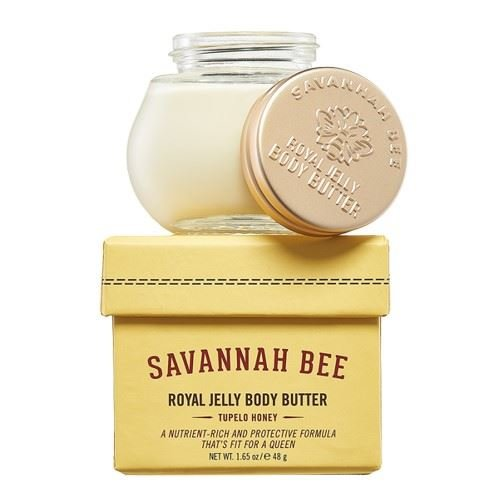 Savannah Bee Royal Jelly Body Butter Tupelo Honey 48G