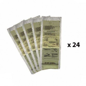 LOT OF 24 MEAL, READY-TO-EAT FLAMELESS MRE HEATERS by TRUETECH, INC. B011DG58EC
