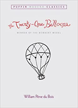 Image result for the twenty one balloons