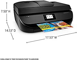 HP OfficeJet 4650 Inyección de Tinta térmica 9,5 ppm 4800 x 1200 ...
