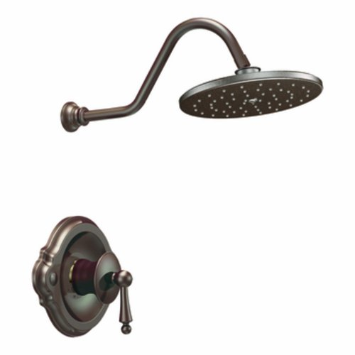 Moen TS312ORB Waterhill Posi-Temp Shower Only Faucet, Oil Rubbed Bronze