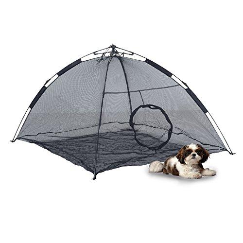 PawHut Outdoor Tent Pets Black