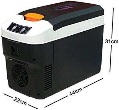 Amazon.es: Refrigerador del coche 10L refrigerador casero pequeño ...