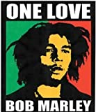 Bob Marley - One Love Fleece Blanket