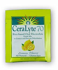 CeraLyte 70 - Rice Based Oral Electrolyte (10g SINGLE PACKET)